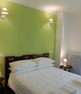 Camera Matrimoniale Verde